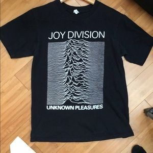 hi joy division shirt